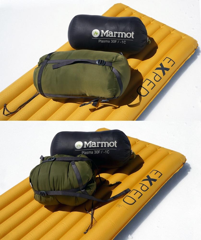 Спальник Marmot Ultra Elite 30