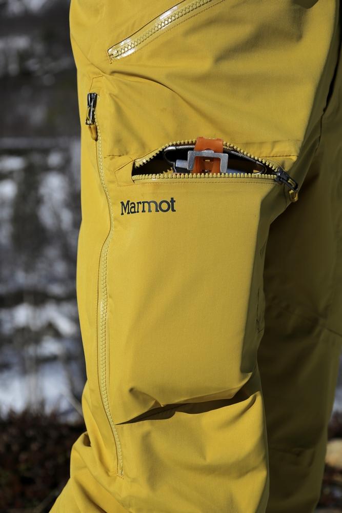 Полукомбинезон Marmot Discovery Bib