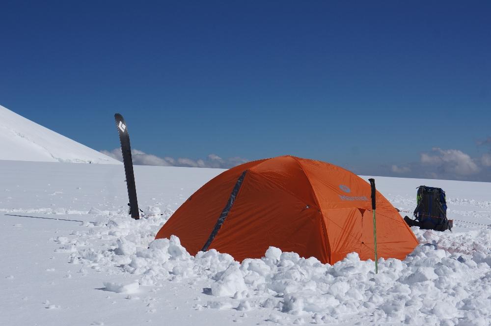 Палатка Marmot Fortress 2P