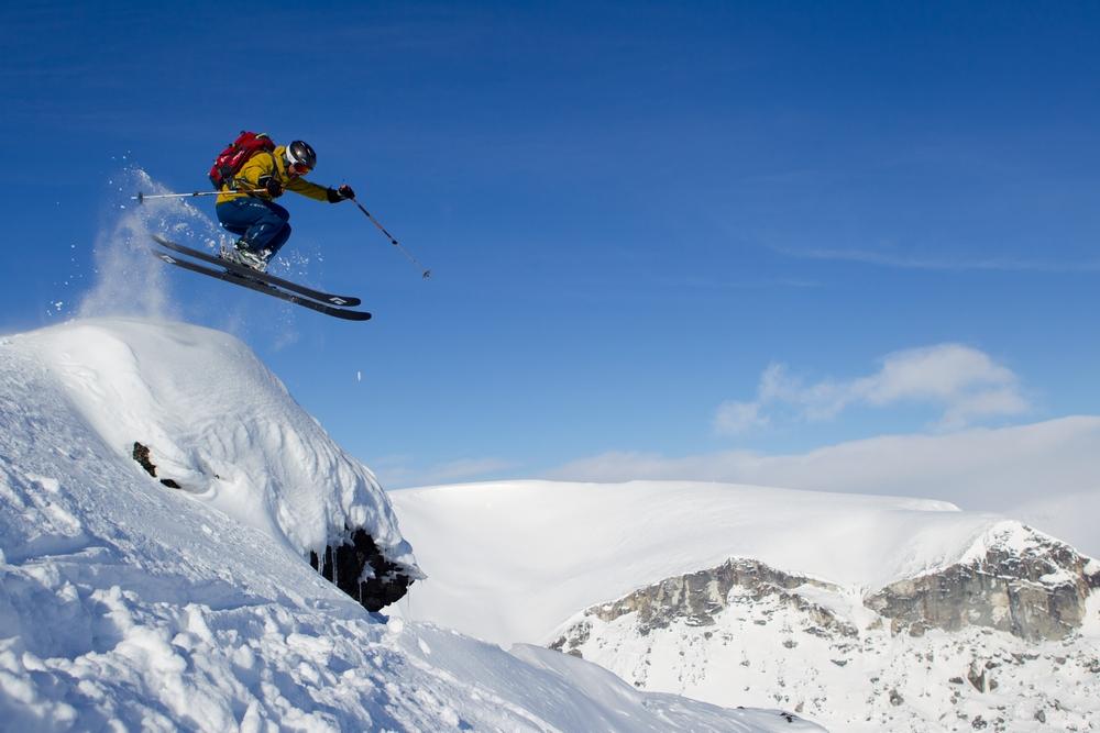 Горные лыжи Black Diamond