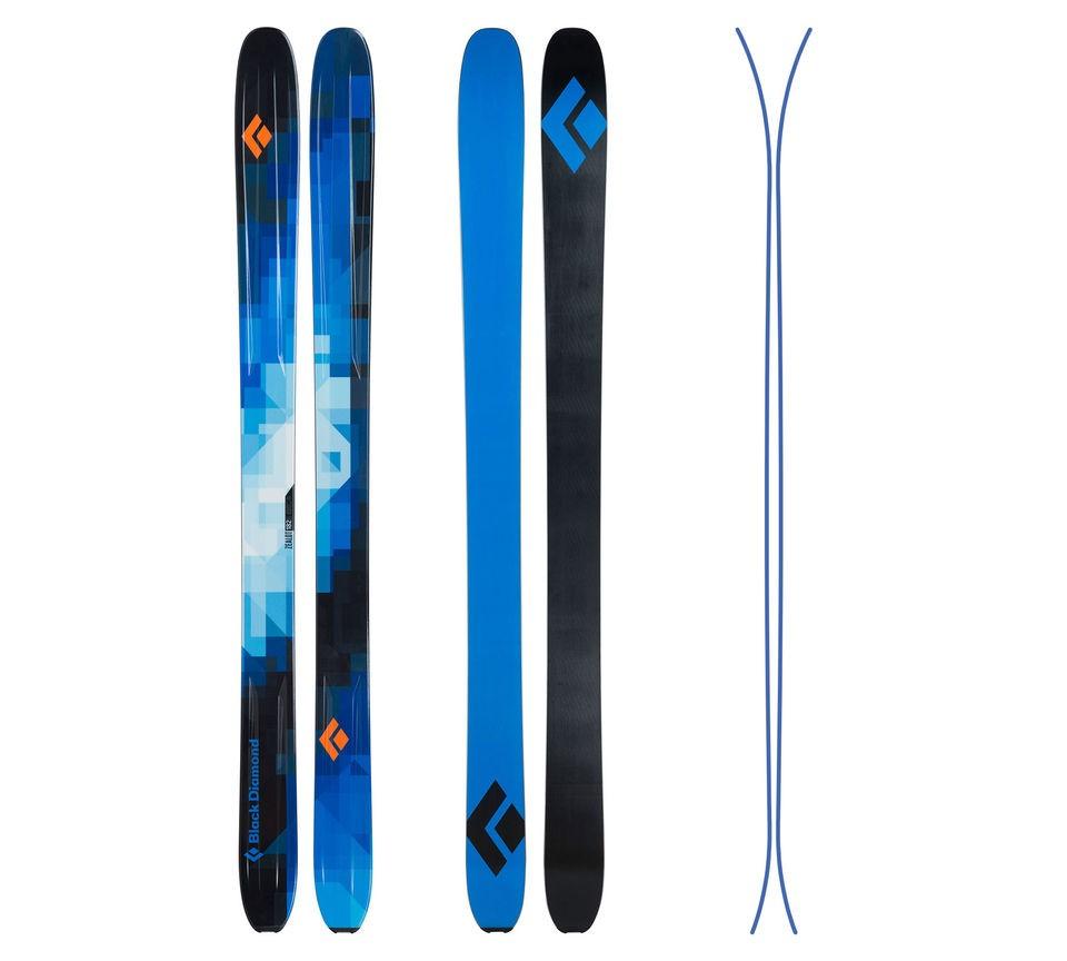 Горные лыжи Black Diamond Zealot