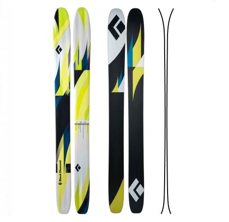 Горные лыжи Black Diamond Gigawatt