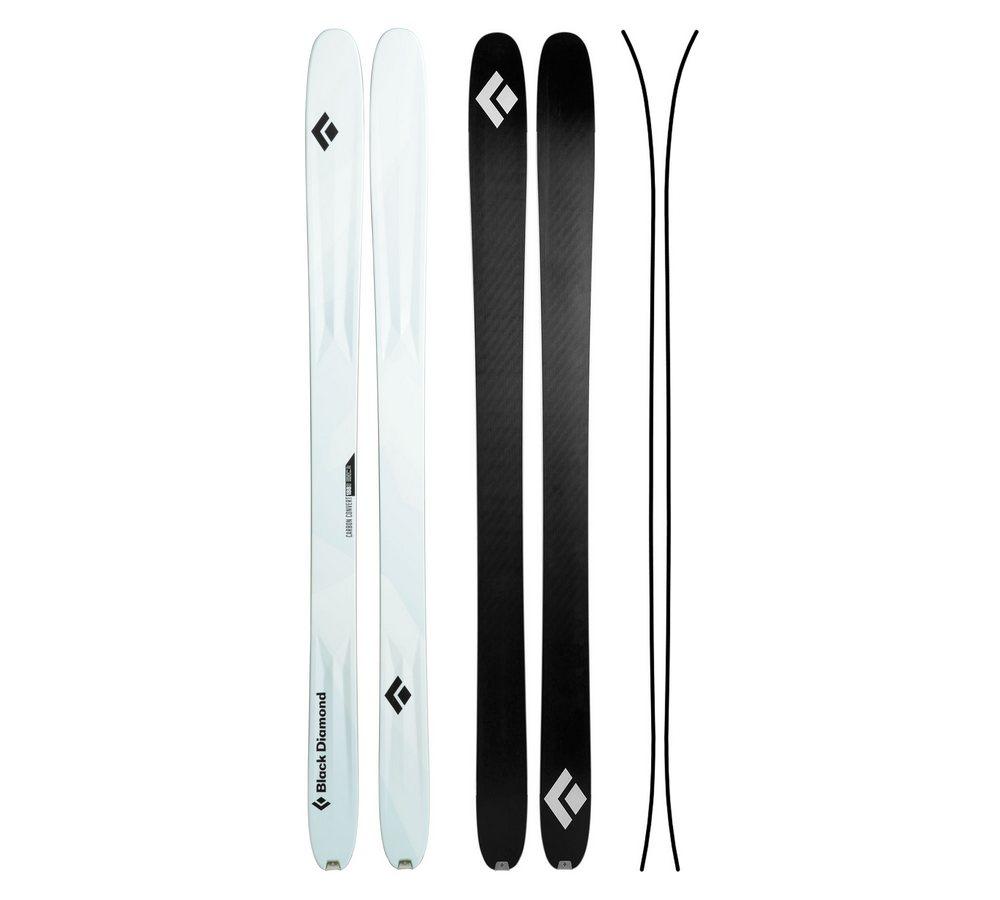 Горные лыжи Black Diamond Carbon Convert