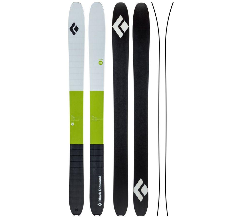 Горные лыжи Black Diamond Helio 116