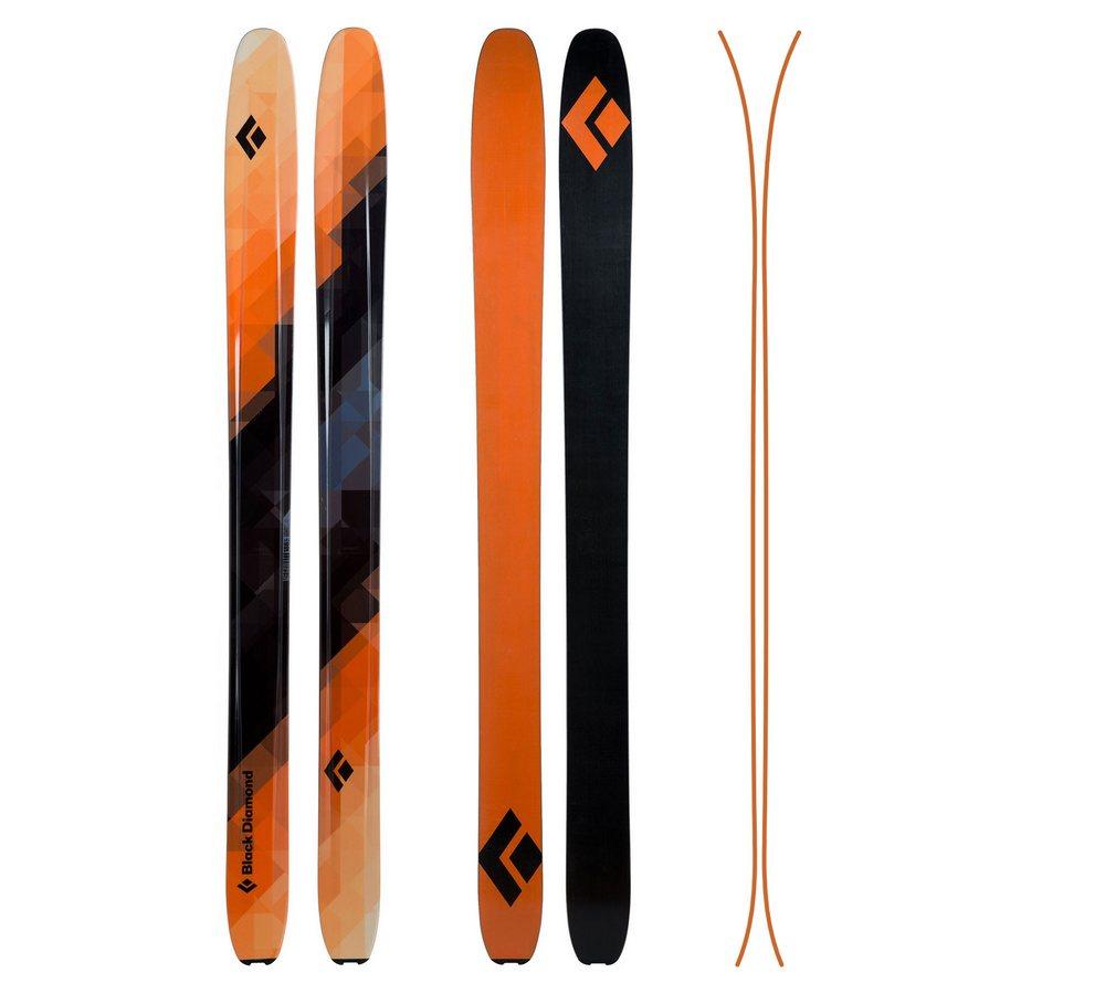 Горные лыжи Black Diamond Megawatt