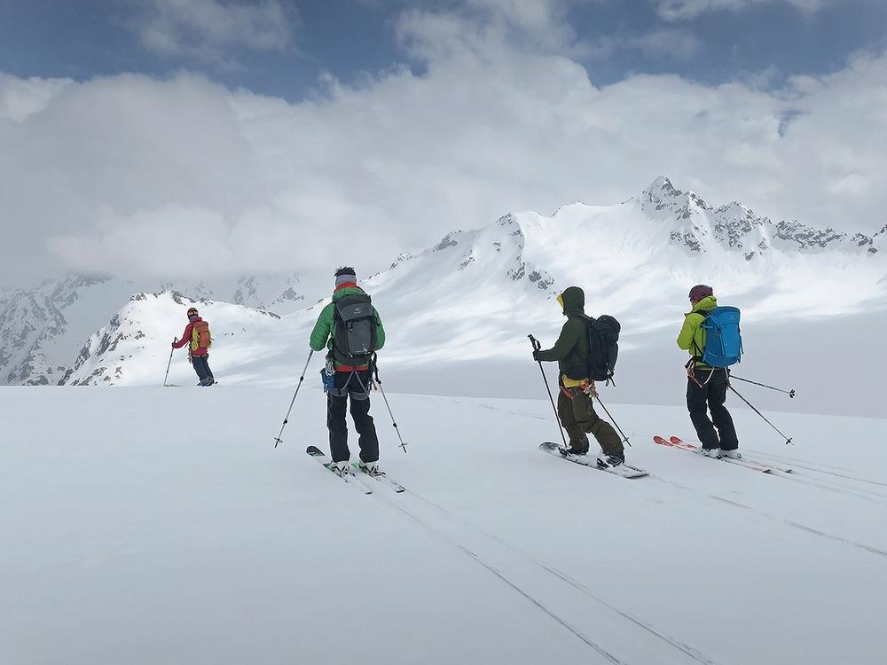 Организация бивуака в горах