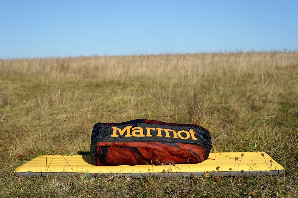 Спальник Marmot Trestless Elite Eco 0