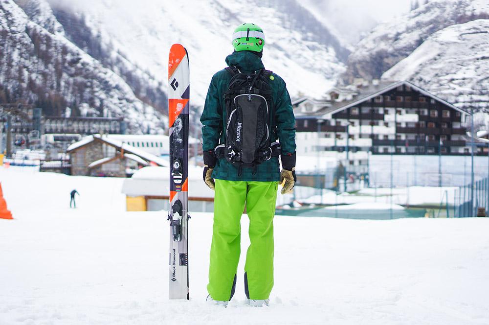 Комплект горнолыжной одежды Marmot - обзор   День Сурка 59344593f00