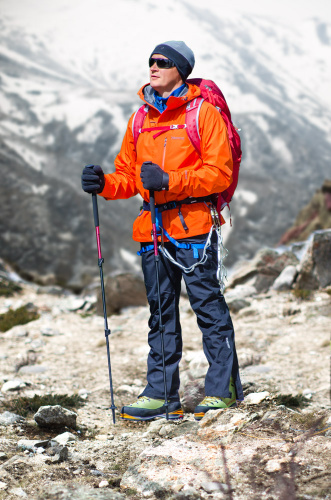 Одежда для восхождения на Эльбрус
